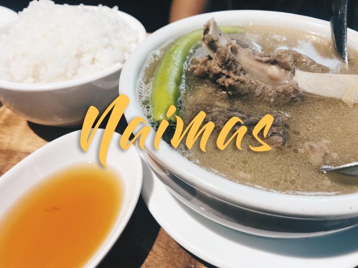 Naimas' Taste ofHome
