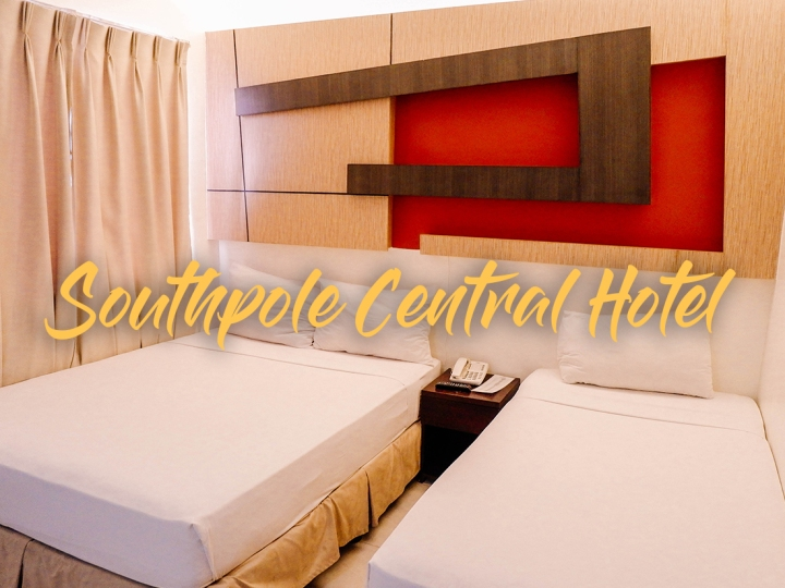 Southpole Central Hotel: A Cheap Stay in Cebu