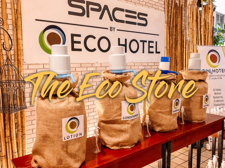 NOW OPEN: Eco Store Refilling Station