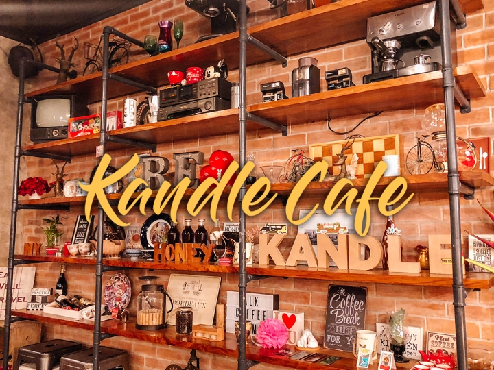 Kandle Cafe: Dining in a Peaceful Place