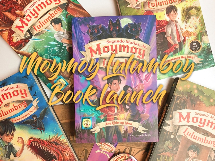 Book Launch: Moymoy Lulumboy Book 5