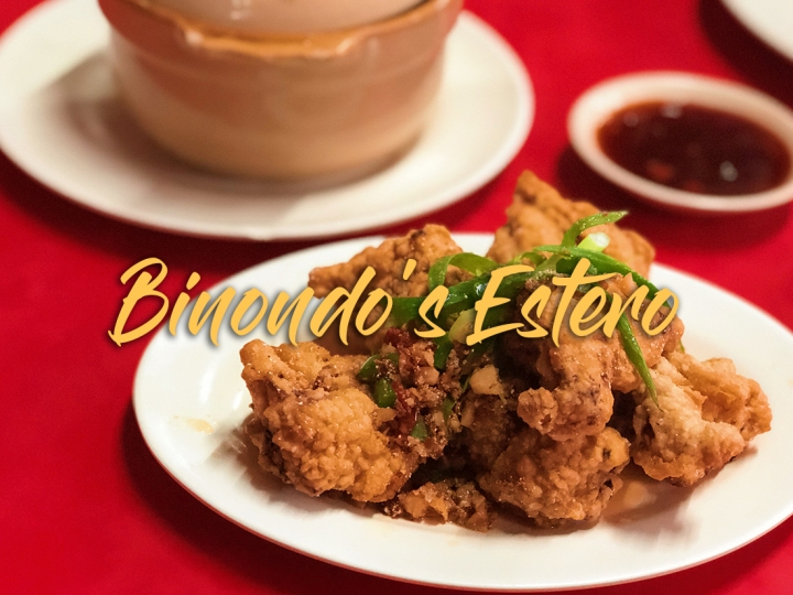 When in Binondo: Estero FastFood