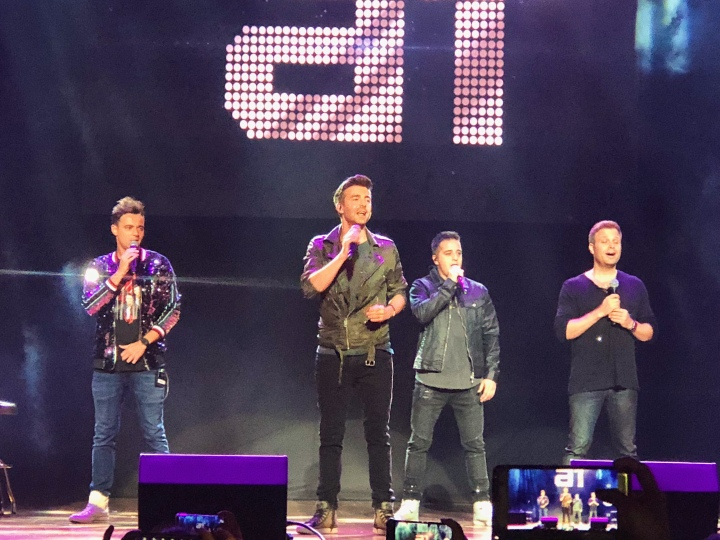 A1 20th Anniversary Reunion Tour in Manila
