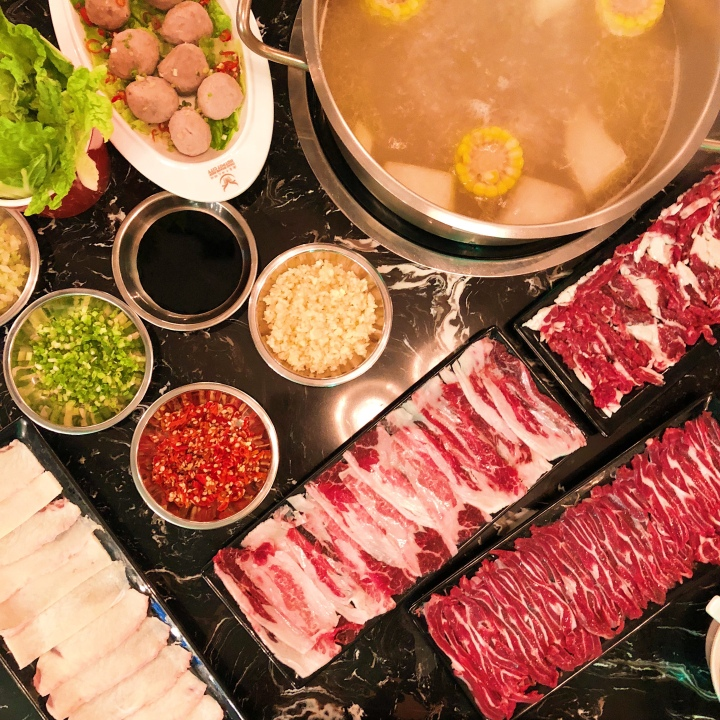 NEW: Chao Shang Beef Hotpot City