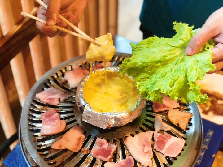 Unlimited and Affordable Samgyeopsal at Galbizip