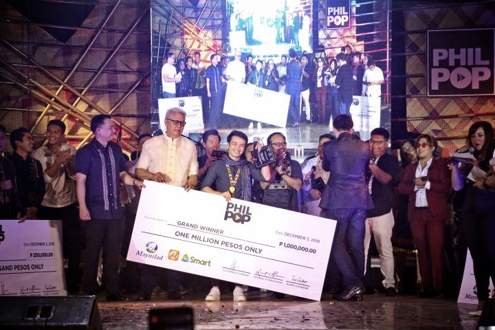 Press Release: PhilPop 2018 the FINALS Night