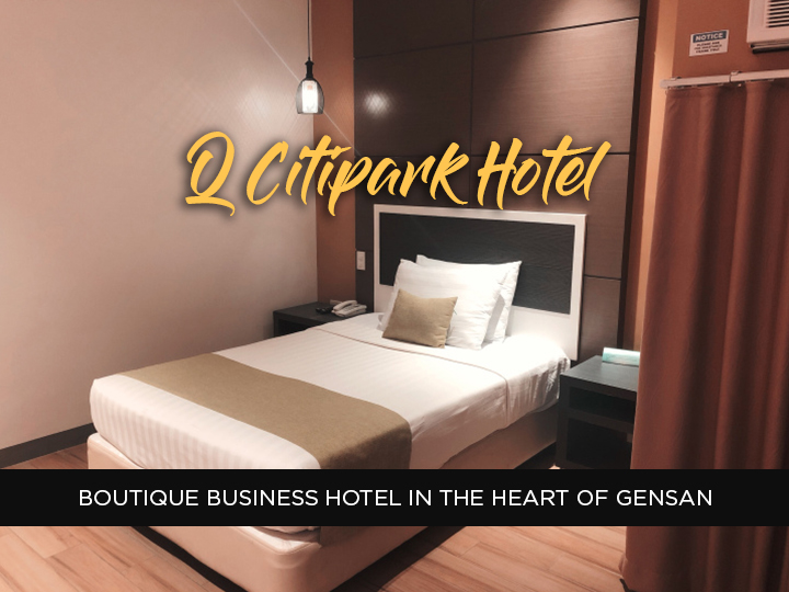Q Citipark Hotel: Boutique Business Hotel in the Heart of Gensan