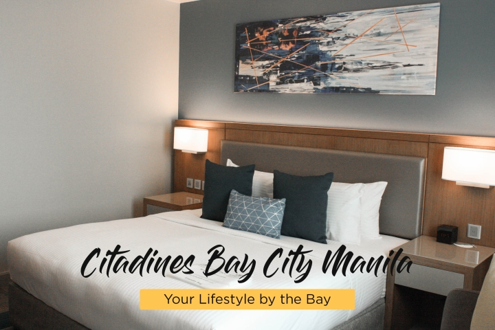 Citadines Bay City Manila: The Newest Serviced Residence in Bay Area