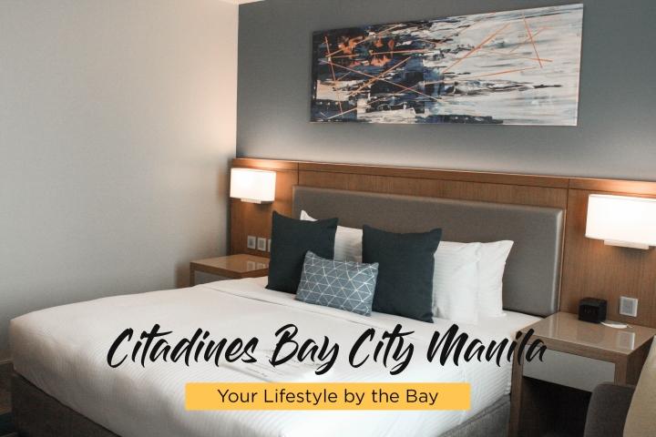 Citadines Bay City Manila: The Newest Serviced Residence in BayArea
