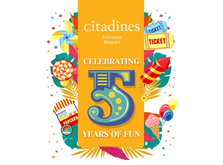 Five Years of Fun at Citadines Salcedo Makati