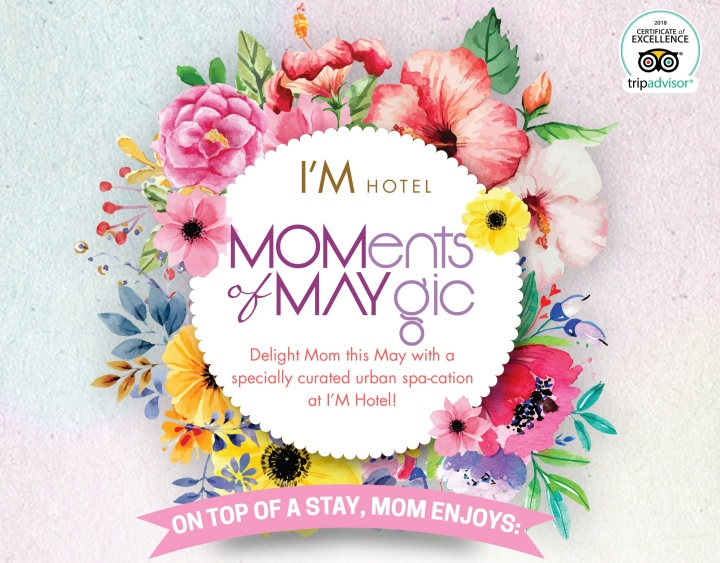 Mother's Day Special at I'M Hotel
