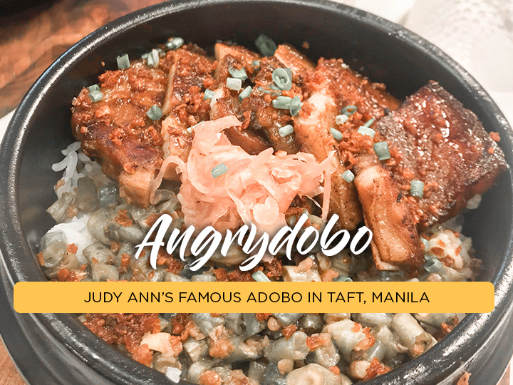 Noypi Lifestyle's Angrydobo Experience in Taft